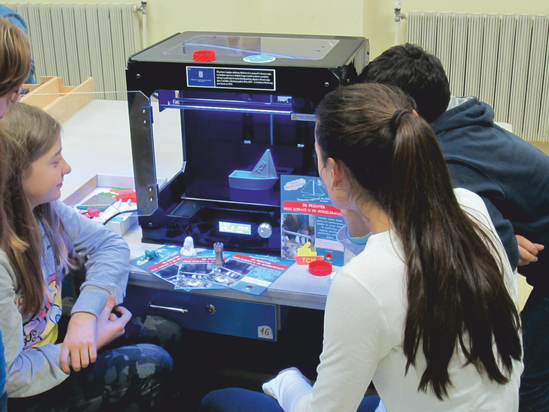 3D Printanje i mladi